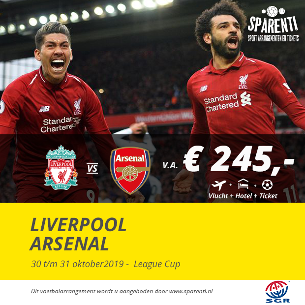 Liverpool – Arsenal