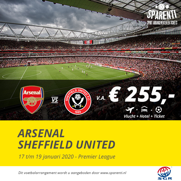 Arsenal – Sheffield United