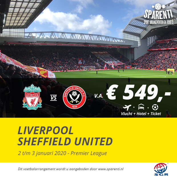 Liverpool – Sheffield