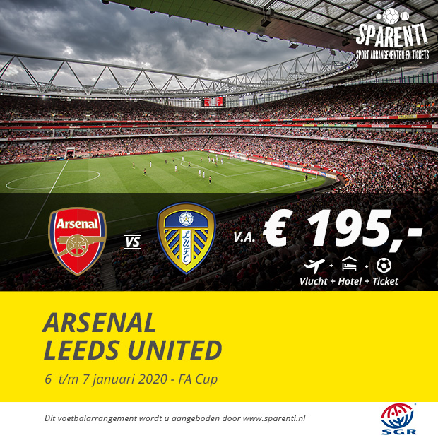 Arsenal – Leeds United